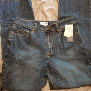 Coldwater creek bootcut jeans. Size 12
